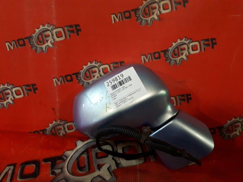 Зеркало боковое Honda Fit GD1 L13A 2001 правое (б/у)