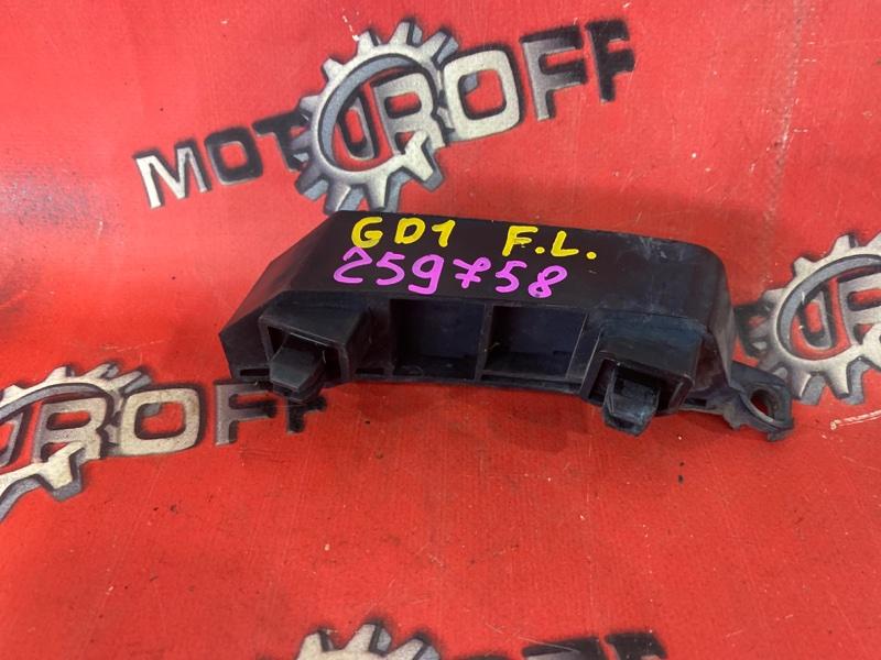Клипса бампера Honda Fit GD1 L13A 2001 передняя левая (б/у)