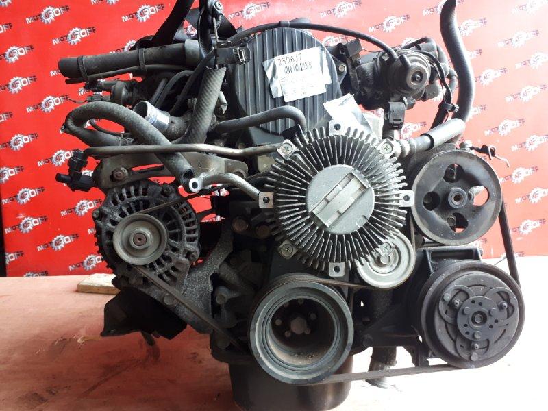 Двигатель Mazda Titan SY6ET FE 2000 (б/у)