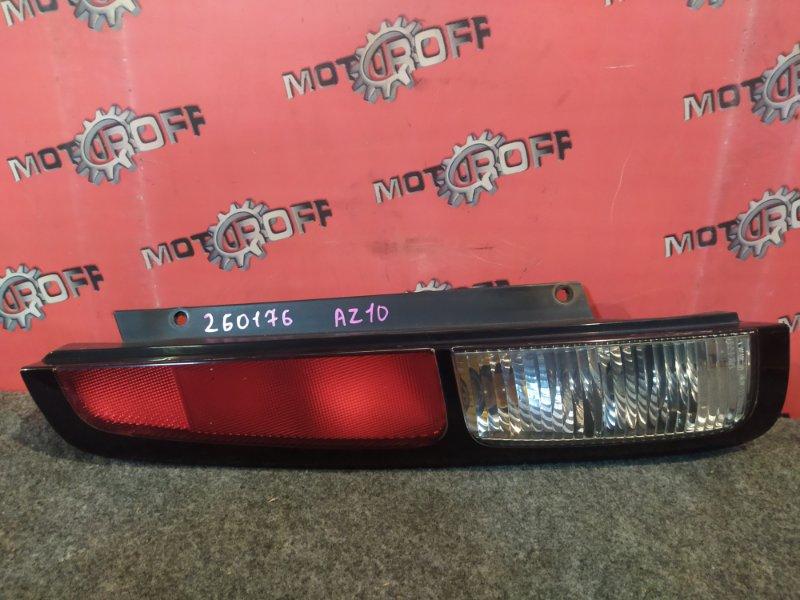 Фонарь (стоп-сигнал) Nissan Cube Z10 CG13DE 1998 задний левый (б/у)
