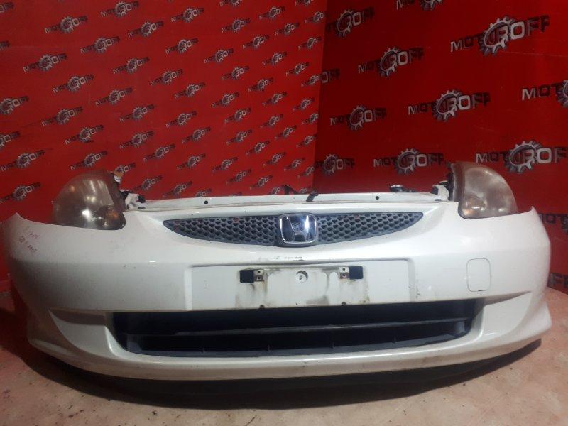 Nose cut Honda Fit GD1 L13A 2001 (б/у)