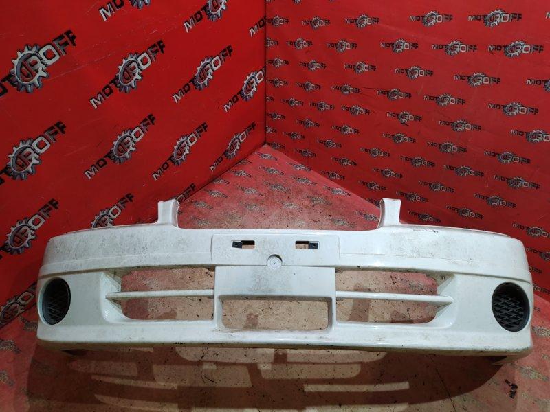 Бампер Nissan Expert VW11 QG18DE 1999 передний (б/у)