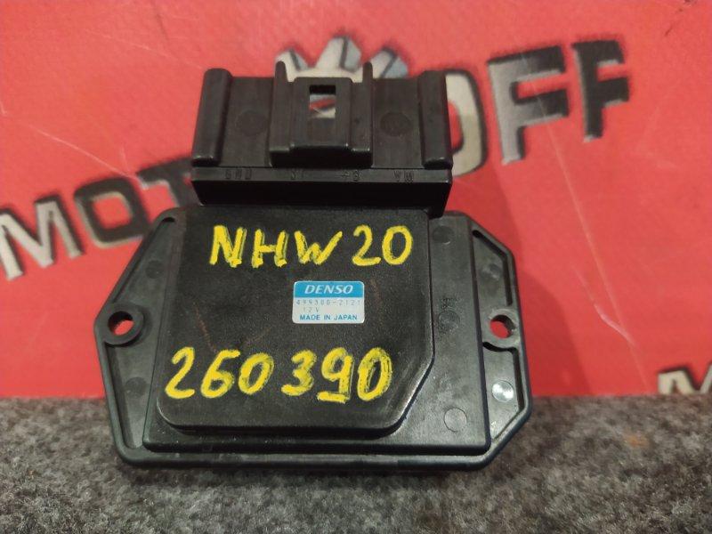 Реостат печки Toyota Prius NHW20 1NZ-FXE 2003 (б/у)