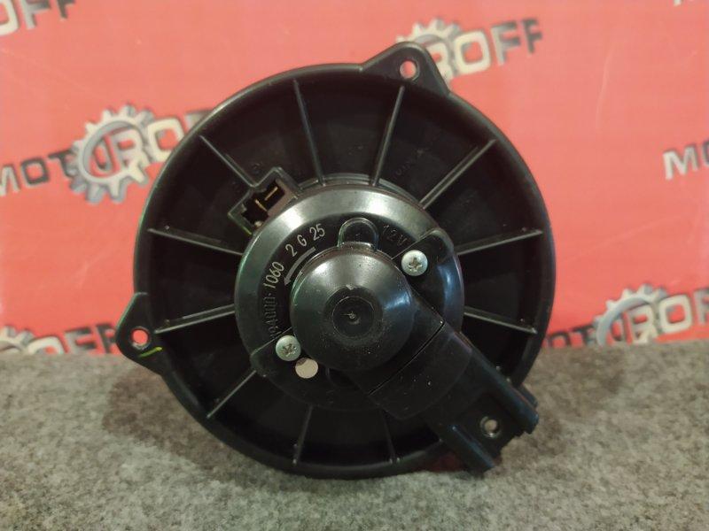 Вентилятор (мотор отопителя) Toyota Raum NCZ20 1NZ-FE 2003 (б/у)