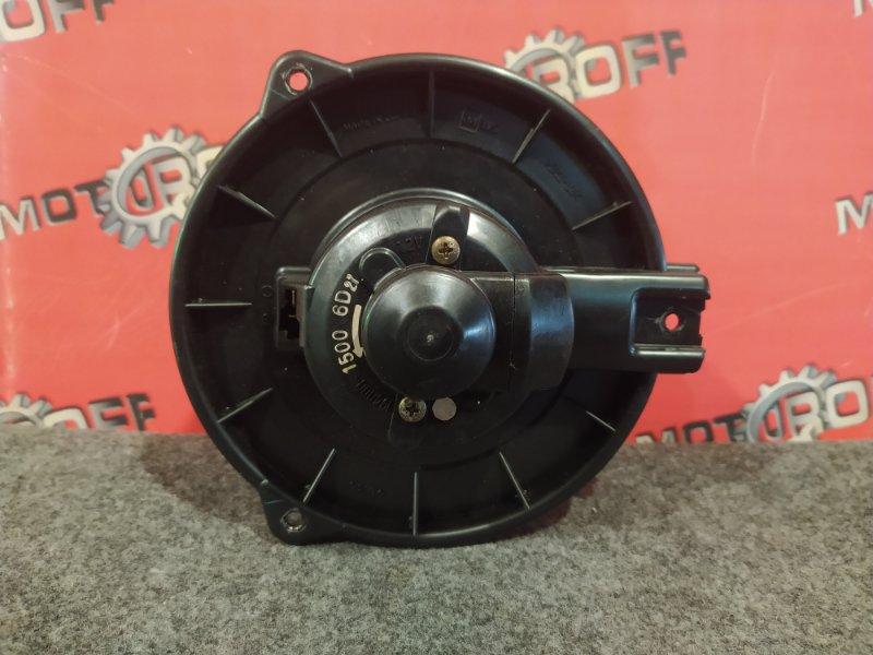 Вентилятор (мотор отопителя) Toyota Corolla NZE121 1NZ-FE `2000 (б/у)