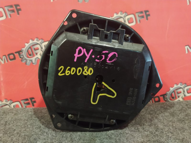 Вентилятор (мотор отопителя) Nissan Fuga PY50 VQ35DE 2004 (б/у)