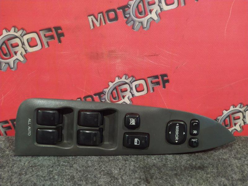 Блок управления стеклоподъемниками Toyota Raum NCZ20 1NZ-FE 2003 правый (б/у)