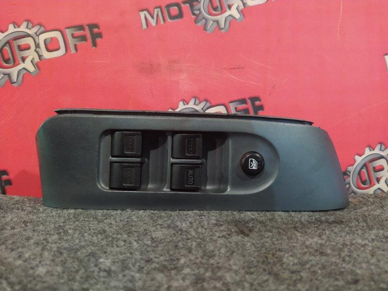 Блок управления стеклоподъемниками Honda Fit GD1 L13A 2001 правый (б/у)