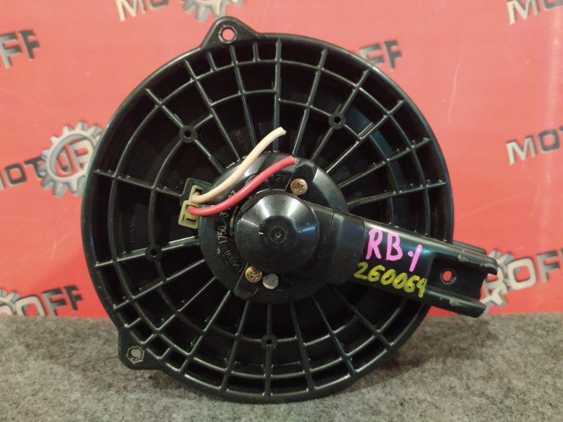 Вентилятор (мотор отопителя) Honda Odyssey RB1 K24A 2003 (б/у)