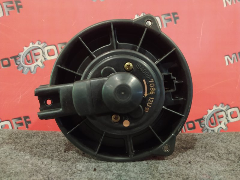 Вентилятор (мотор отопителя) Honda Stepwgn RF1 B20B 1996 (б/у)