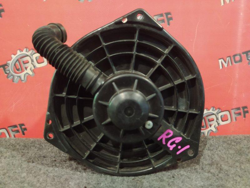 Вентилятор (мотор отопителя) Honda Stepwgn RG1 K20A 2005 (б/у)