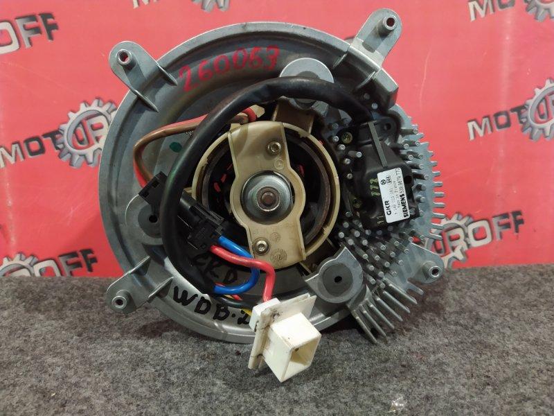 Вентилятор (мотор отопителя) Mercedes E320 W210 112.941 1995 (б/у)
