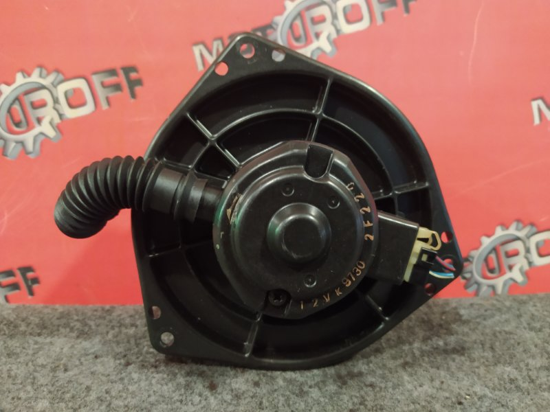 Вентилятор (мотор отопителя) Nissan Cube Z10 CG13DE 1998 (б/у)
