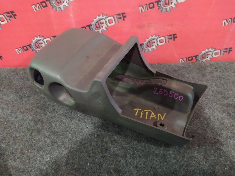 Кожух рулевой колонки Mazda Titan SY6ET FE 2000 (б/у)
