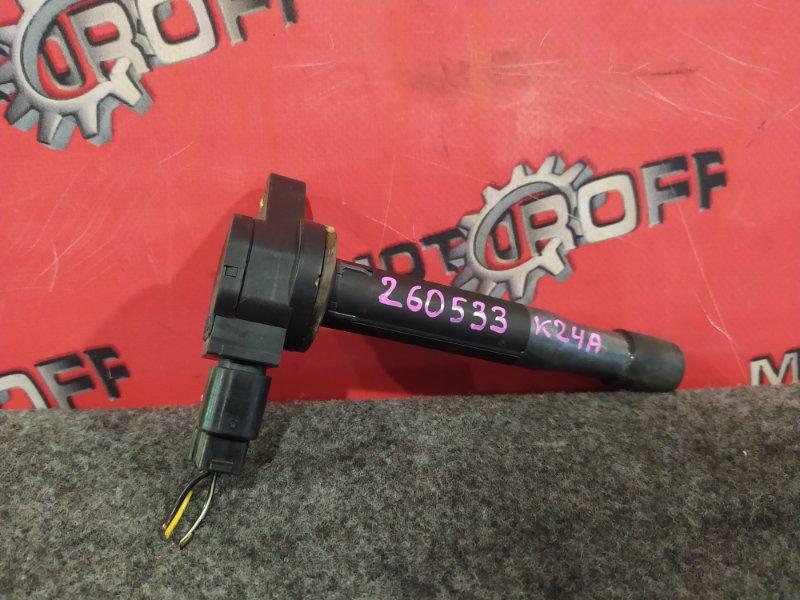 Катушка зажигания Honda Stepwgn RF3 K24A 2001 (б/у)