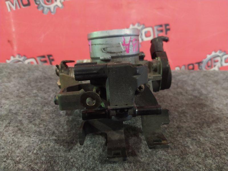 Заслонка дроссельная Honda Fit GD1 L13A 2001 (б/у)