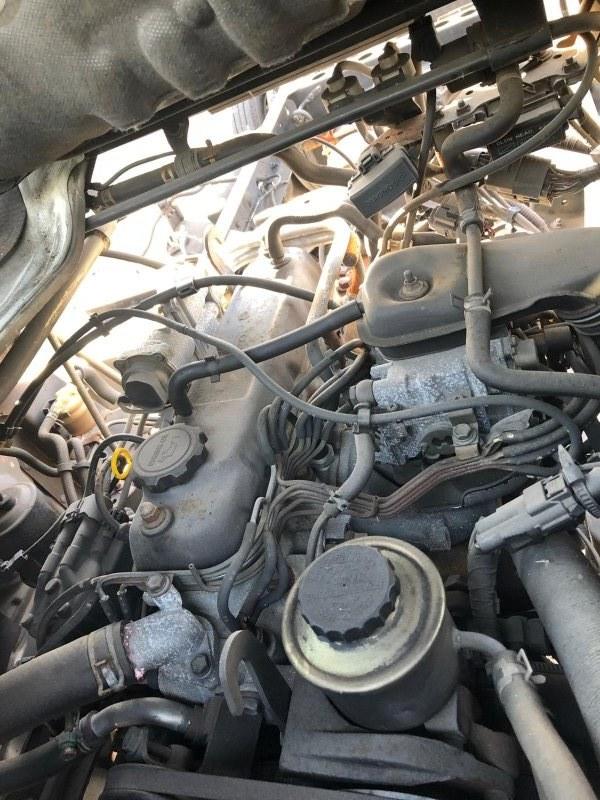Двигатель Toyota Toyoace YY211 3Y 1995 (б/у)