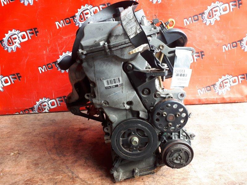 Двигатель Toyota Allex NZE121 1NZ-FE `2001 (б/у)
