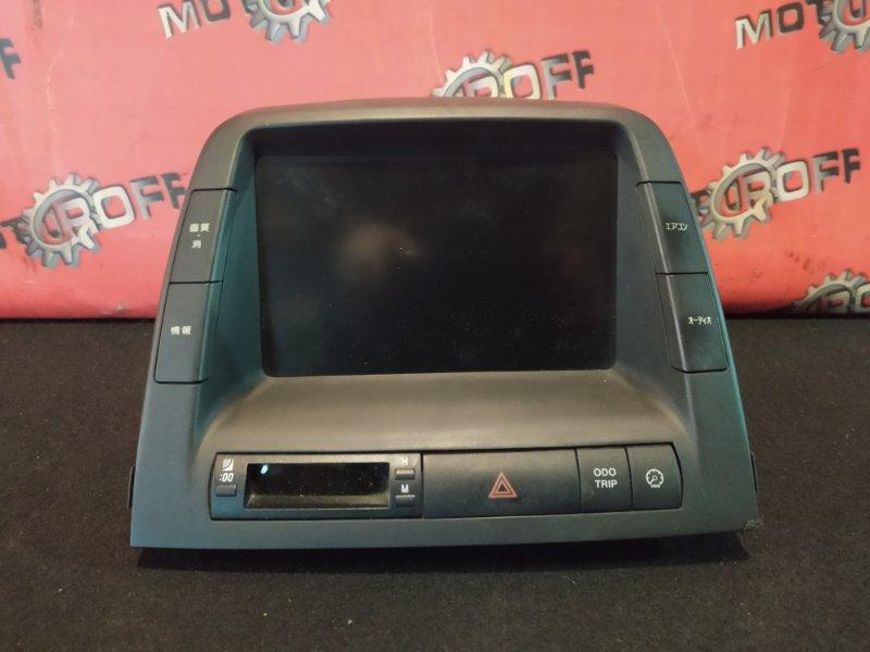 Монитор Toyota Prius NHW20 1NZ-FXE 2003 (б/у)