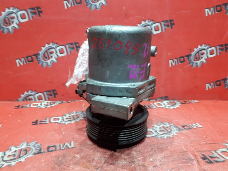 Компрессор кондиционера Nissan Note E12 HR12DE 2012 (б/у)