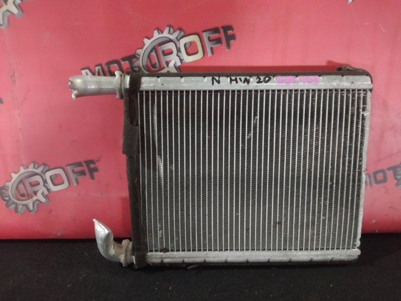 Радиатор отопителя Toyota Prius NHW20 1NZ-FXE 2003 (б/у)