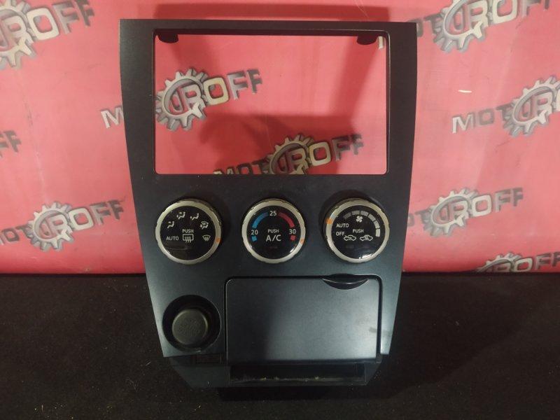Блок управления климат-контролем Nissan Wingroad WFY11 QG15DE 2001 (б/у)