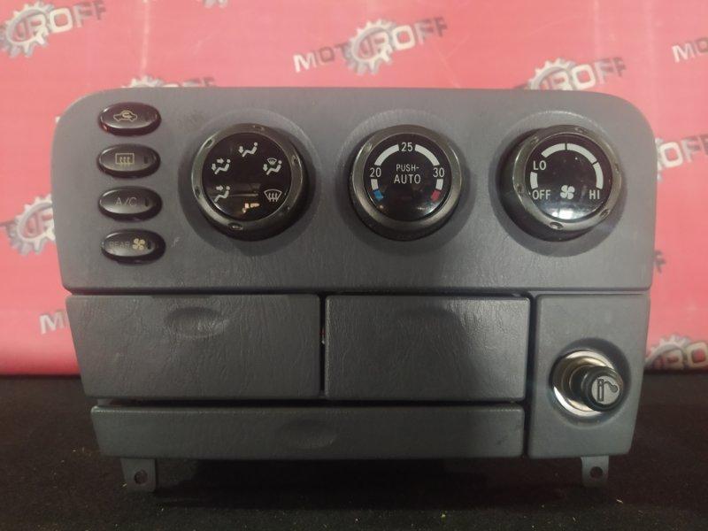 Блок управления климат-контролем Toyota Town Ace Noah SR40G 3S-FE 1996 (б/у)