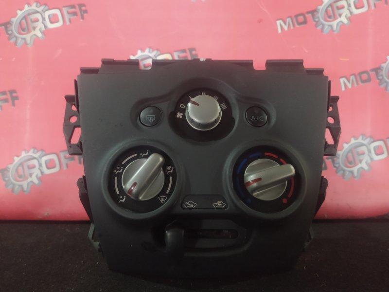Блок управления климат-контролем Nissan Note E12 HR12DE 2012 (б/у)