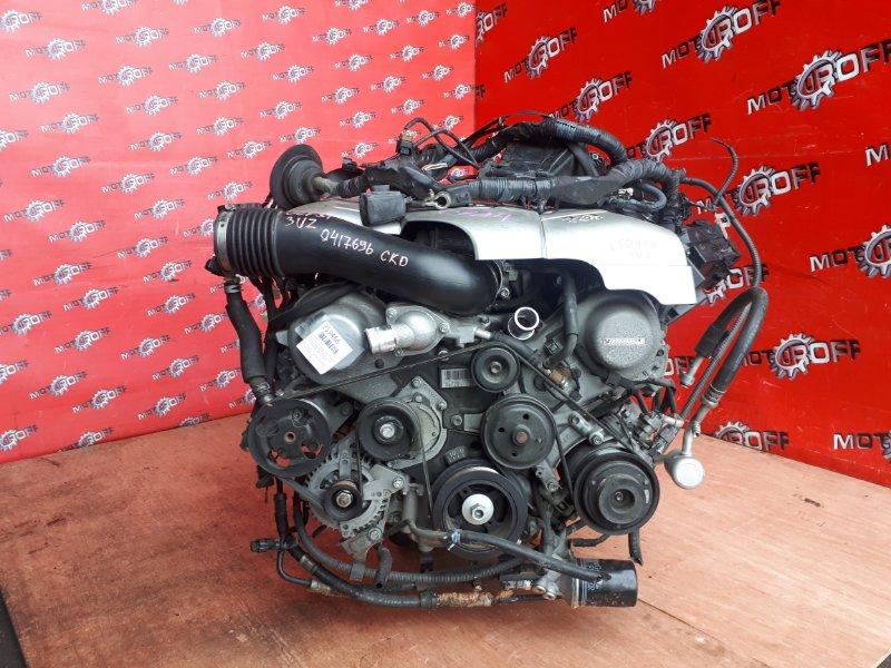 Двигатель Toyota Celsior UCF31 3UZ-FE 2000 (б/у)