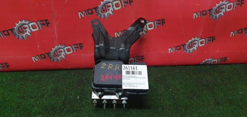 Блок abs (модулятор abs) Toyota Voxy ZRR70G 3ZR-FE 2007 (б/у)