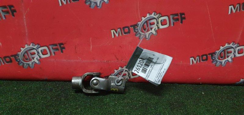 Кардан рулевой Honda Stepwgn RF3 K20A 2001 нижний (б/у)