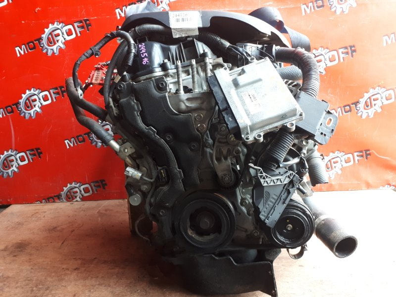 Двигатель Mazda Cx-5 KE2AW SH-VPTS 2012 (б/у)