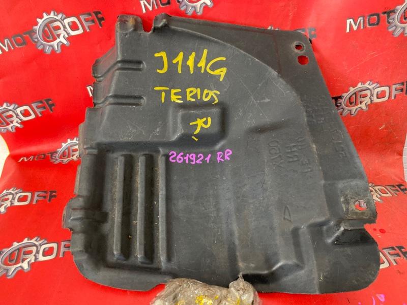 Подкрылок Daihatsu Terios J111G EF-DET 1998 задний правый (б/у)