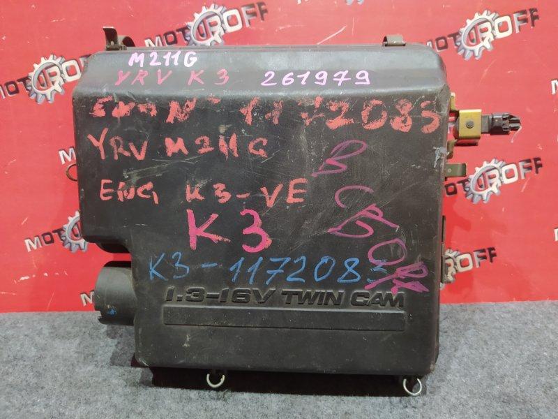 Корпус воздушного фильтра Daihatsu Yrv M211G K3-VE 2000 (б/у)