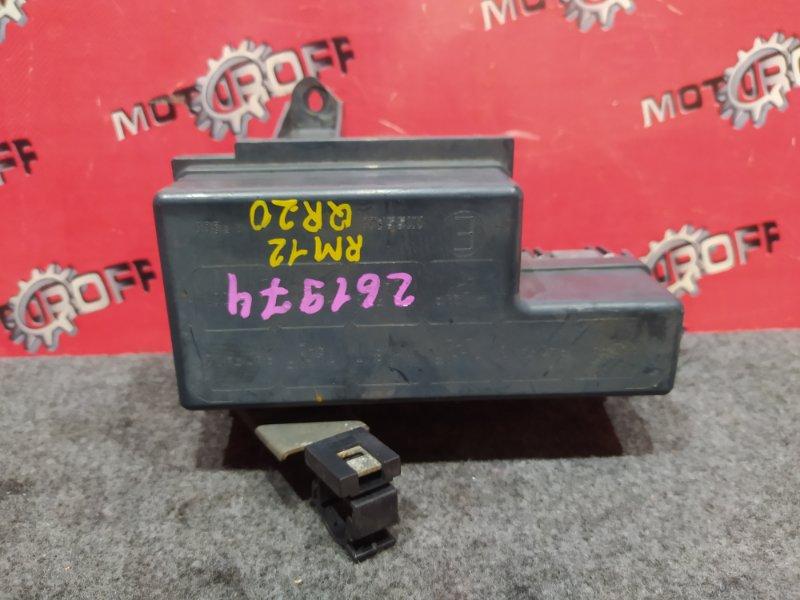 Блок реле и предохранителей Nissan Liberty RM12 QR20DE 2001 (б/у)