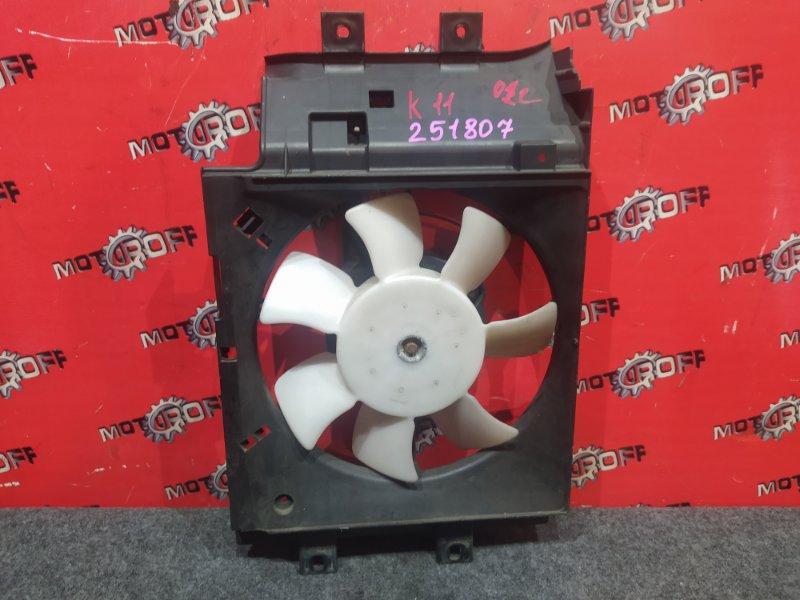 Диффузор Nissan March K11 CG10DE 1992 (б/у)