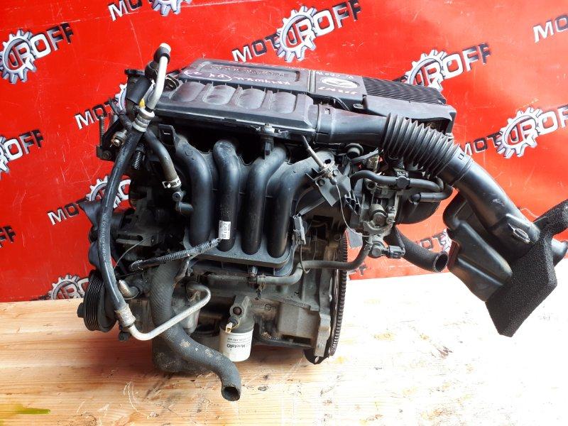 Двигатель Mazda Demio DY3W ZJ-VE 2002 (б/у)