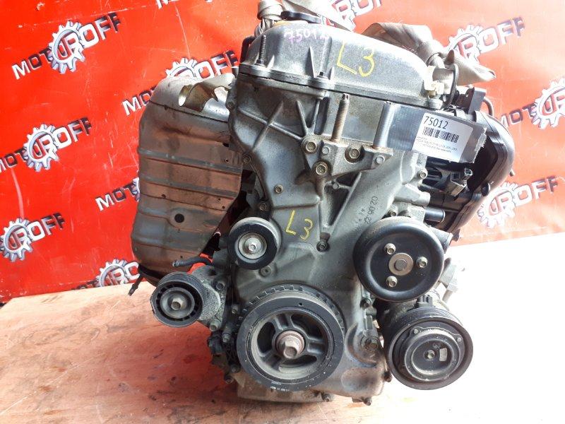 Двигатель Mazda Tribute EP3W L3-DE 2003 (б/у)