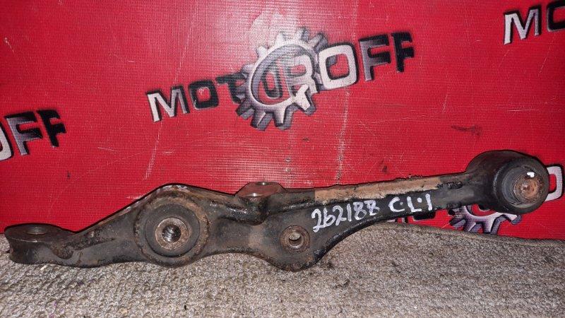 Рычаг подвески Honda Torneo CL1 H22A 1997 передний левый нижний (б/у)