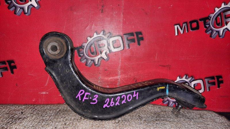 Рычаг подвески Honda Stepwgn RF3 K20A 2001 задний верхний (б/у)