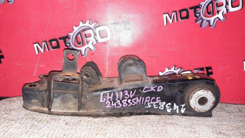 Рычаг подвески Toyota Hiace LH113V 3L 1989 передний правый нижний (б/у)