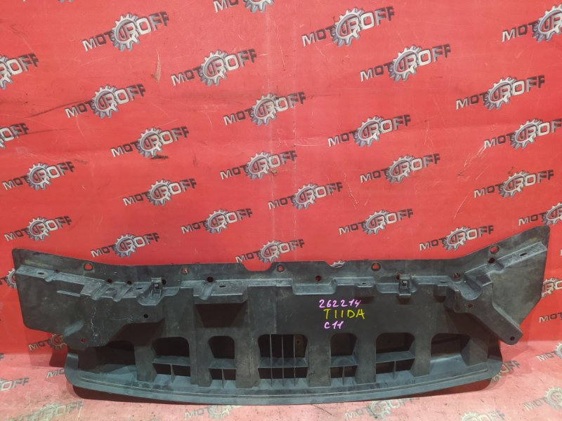 Защита двс Nissan Tiida C11 HR15DE 2004 (б/у)