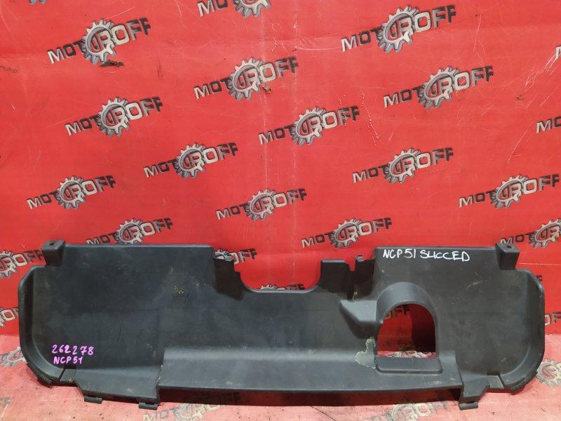 Накладка на решетку радиатора Toyota Probox NCP51V 1NZ-FE 2002 (б/у)