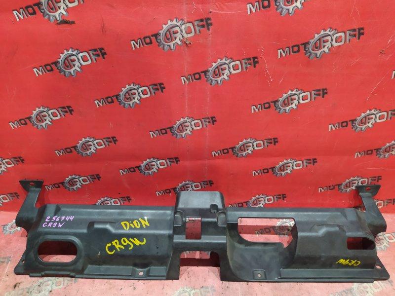 Накладка на решетку радиатора Mitsubishi Dion CR9W 4G63 2000 (б/у)
