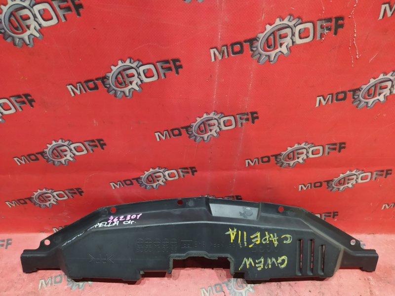 Накладка на решетку радиатора Mazda Capella GWEW FS-DE 1999 (б/у)