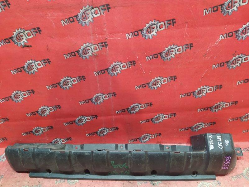 Защита задняя Nissan X-Trail NT30 QR20DE 2000 задняя (б/у)
