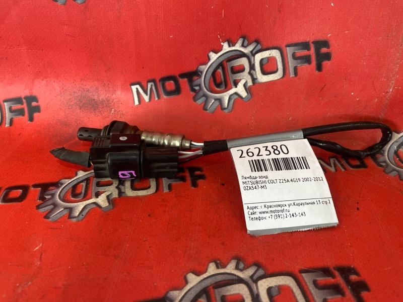 Лямбда-зонд Mitsubishi Colt Z25A 4G19 2002 (б/у)