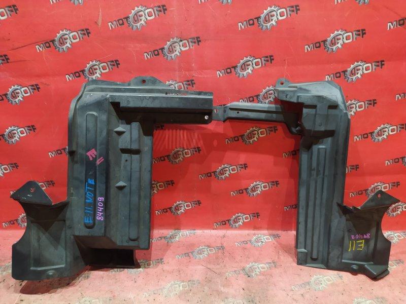 Защита радиатора Nissan Note E11 HR15DE 2004 (б/у)