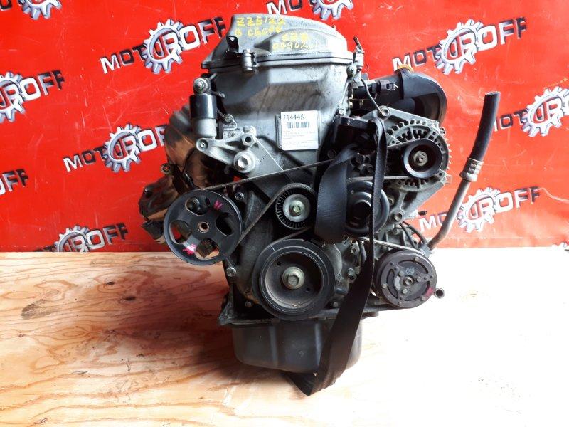 Двигатель Toyota Corolla ZZE122 1ZZ-FE 2000 (б/у)