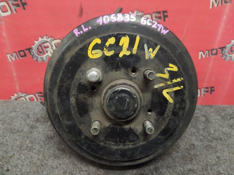 Ступица Suzuki Cultus GC21W G15A 1995 задняя левая (б/у)